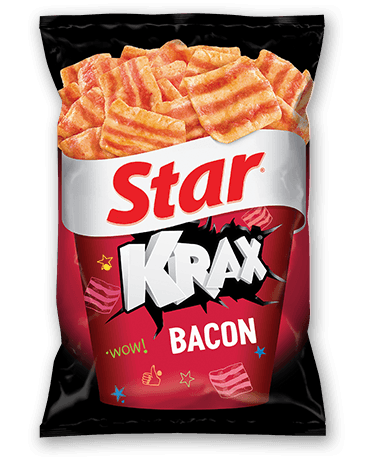 Star Krax Bacon